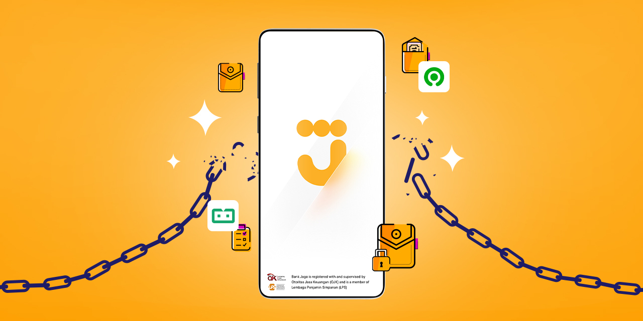 4 Kebebasan yang Dijamin Aplikasi Jago untuk Para Penggunanya