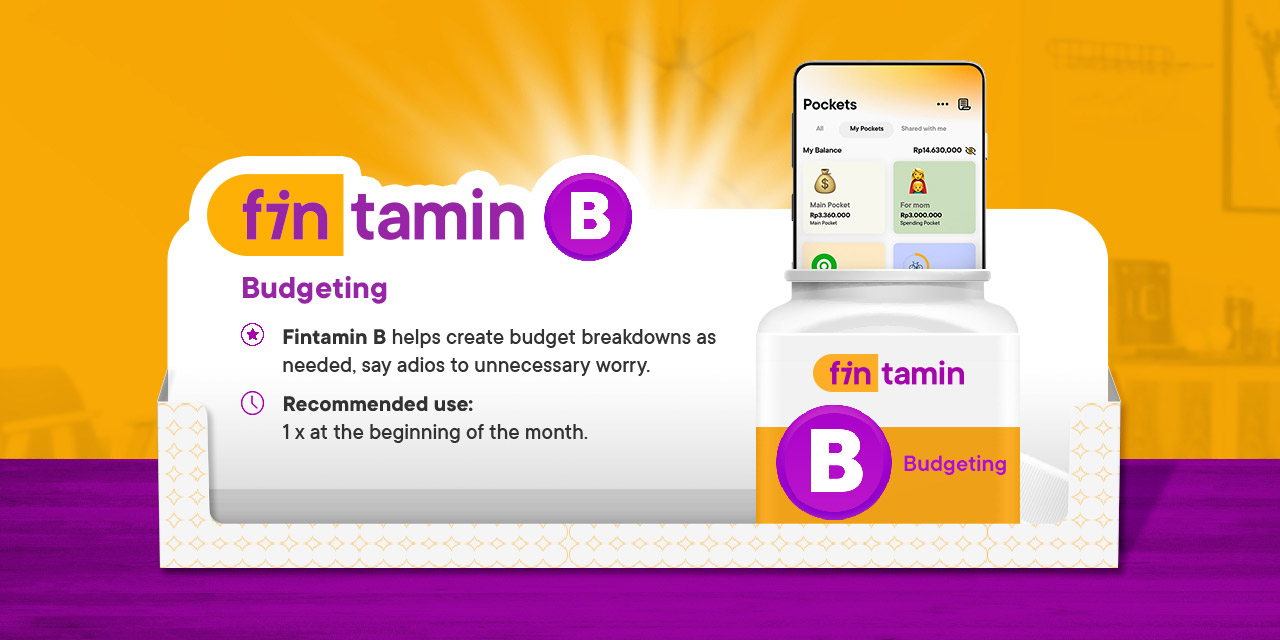 Fintamin B: Consistently Take It for Healthy Finances