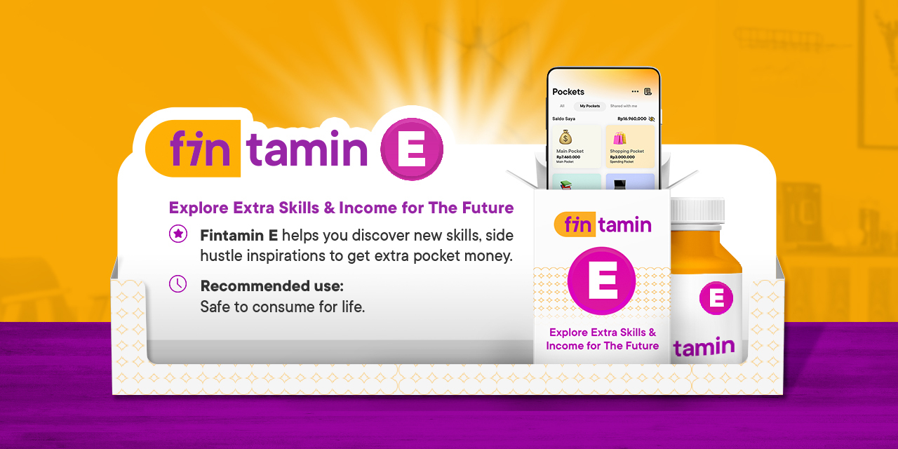 Ensure Sufficient Intake of Fintamin E to Strengthen Your Finances