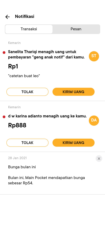 jago application